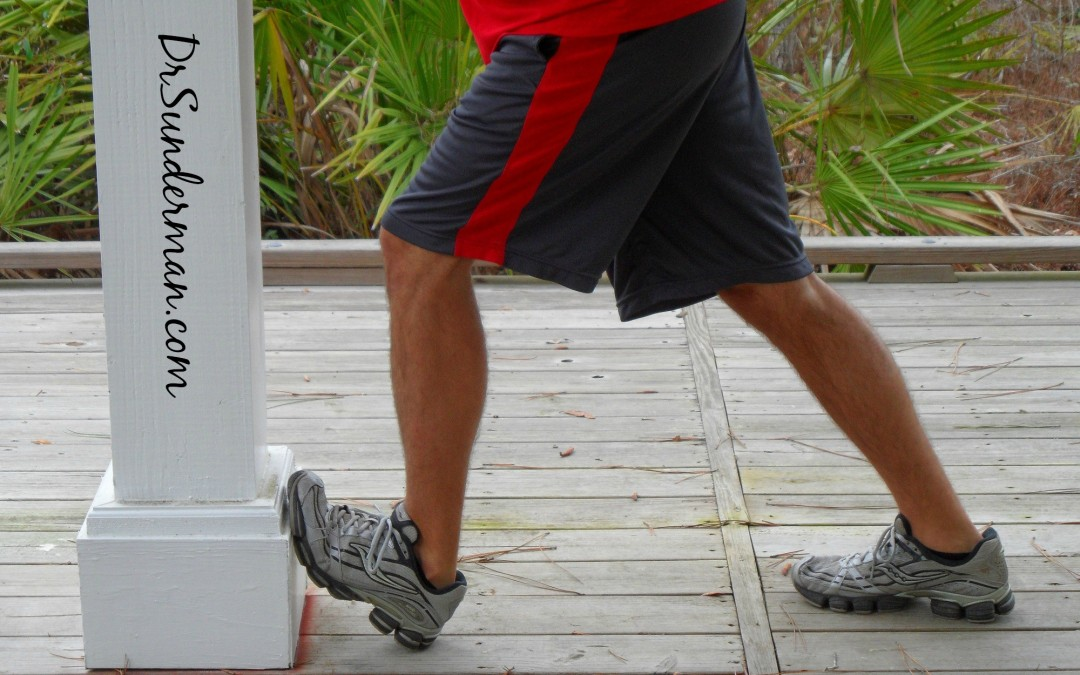 A Little Soleus Stretch Goes a Long Way!