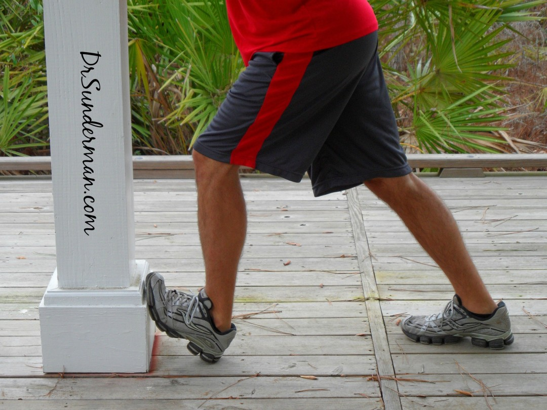 How To Stretch the Elusive Soleus Calf Muscle